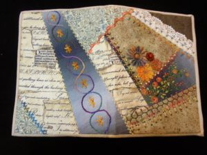 Back of Needlework Design Journal