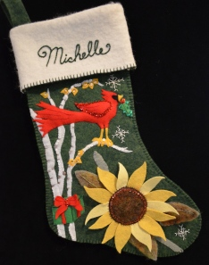 Christmas Stocking Remade