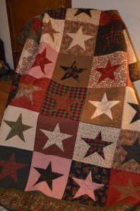 Star Quilt 1