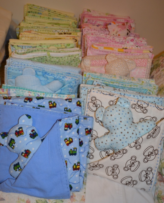 2013 baby blankets