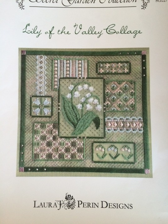 Lily of Valley Collage2