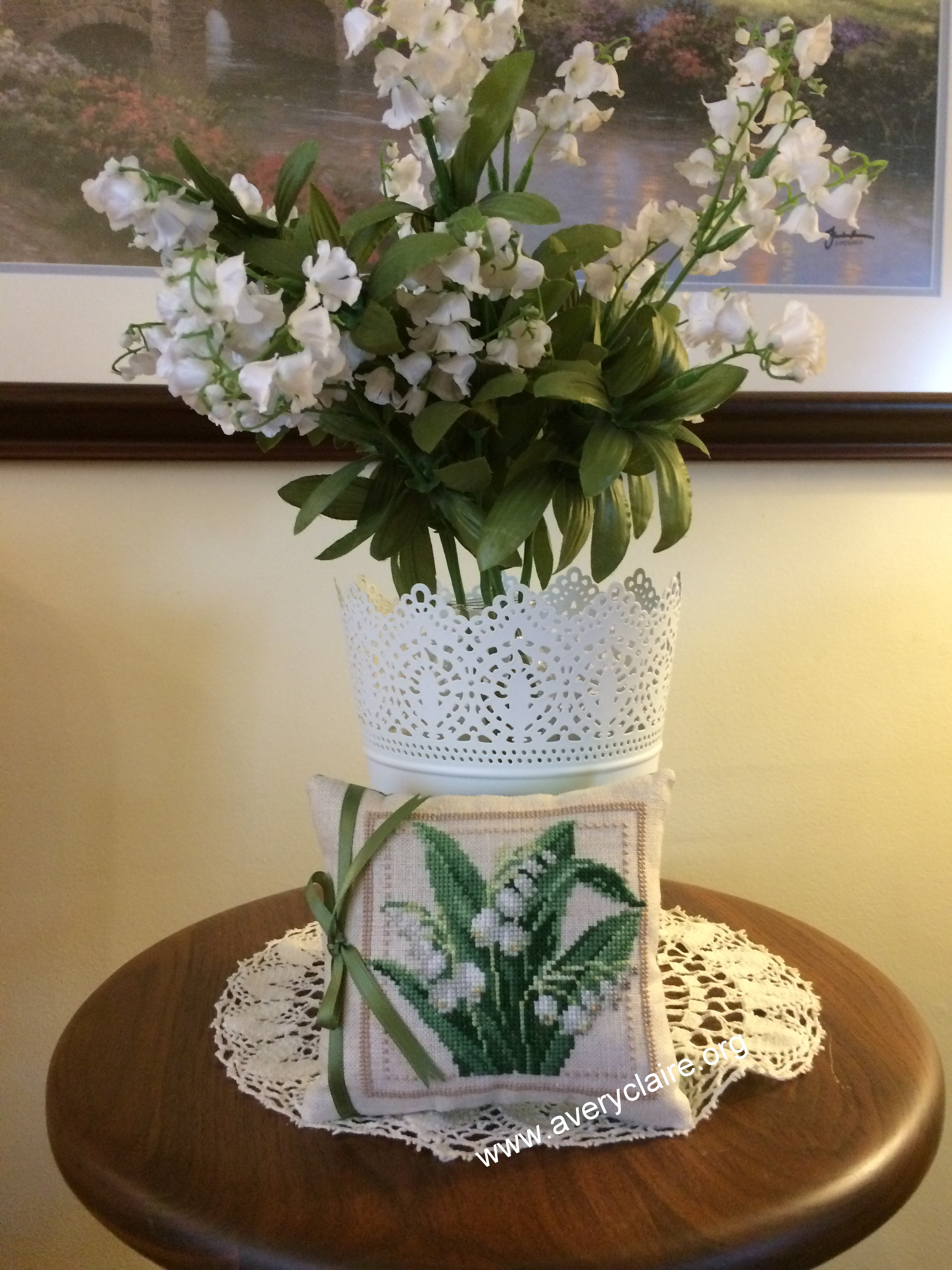 Lily of the valley averyclaire 2015 april karens work lily of the valley 005 reviewsmspy