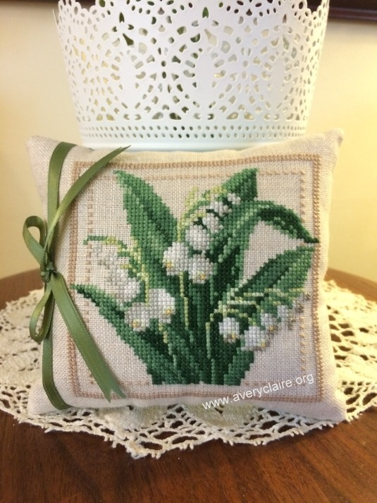 2015 April Karen's Work - Lily of the Valley 007