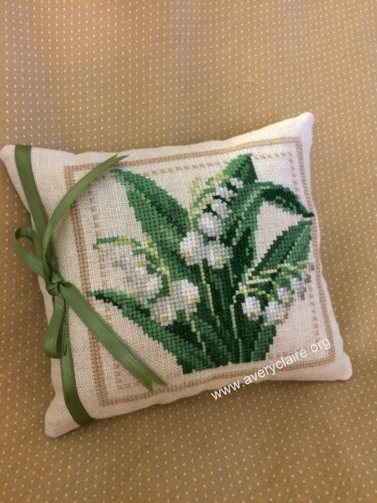 2015 April Karen's Work - Lily of the Valley 008