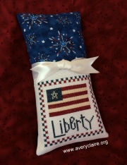 Flag and Liberty