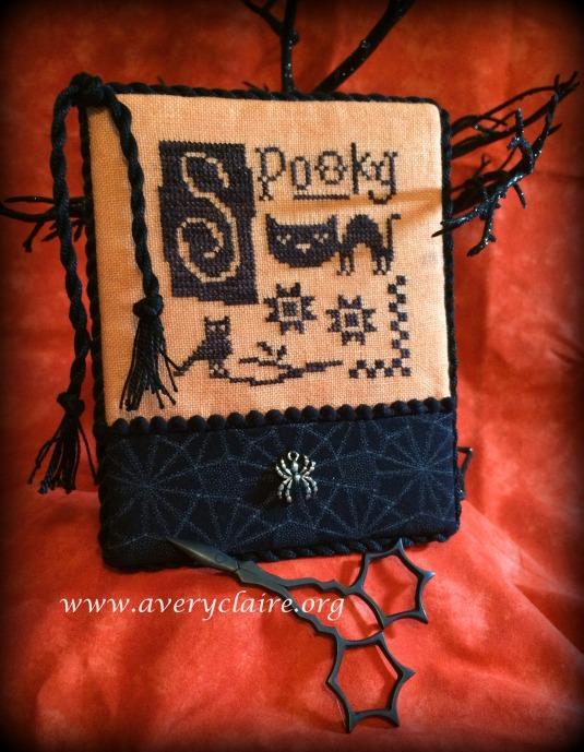 BeckyM - Spooky flatfold1