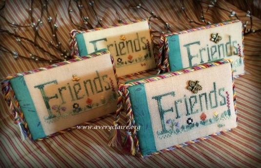 JudyB - Friends Flatfold3