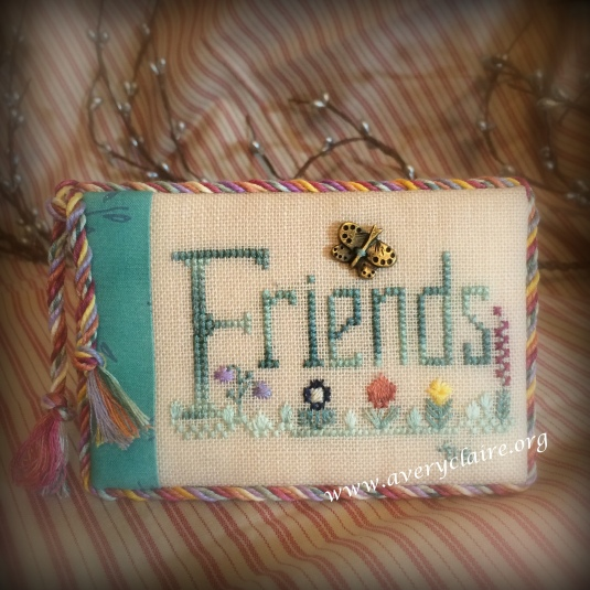 JudyB - Friends Flatfold1