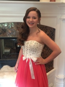 Sophia 8th Grade Dance